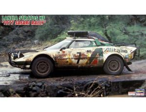 "Lancia Stratos HF ""1977 Safari Rally"""