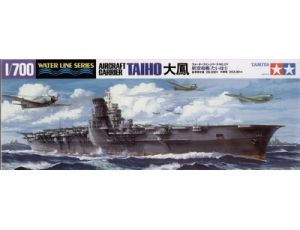 IJN Taiho Aircraft Carrier