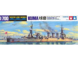 IJN Kuma Light Cruiser