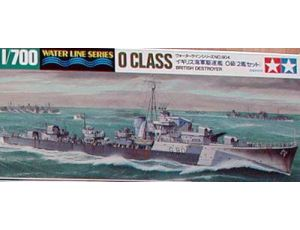 British Destroyer O Class