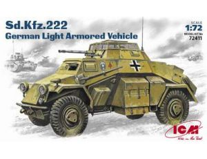 Sd.Kfz.222 Ger.Light Armored Vehicle