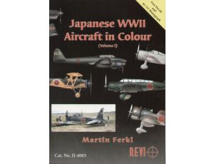 Japanese WWII Aircraft in Colour Vol.1