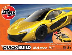 Quick Build Mc Laren P1 QB