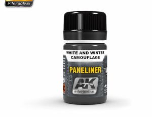 Paneliner for White and Winter Camo