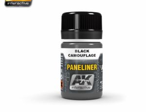 Paneliner for Black Camo