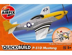 Quick Build P-51D Mustang        Co